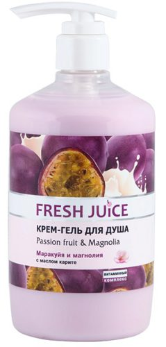 Cream Shower Gel Passion fruit & Magnolia 750мл