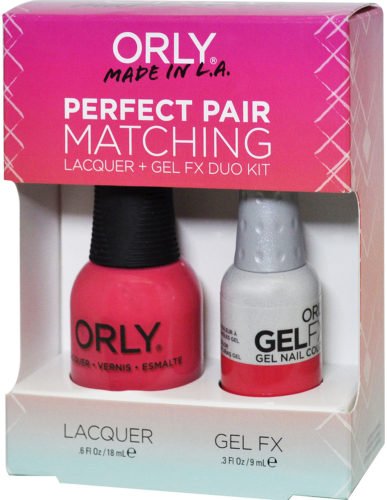 Set Gel-Polish and Lacquer Lola 9мл/18мл