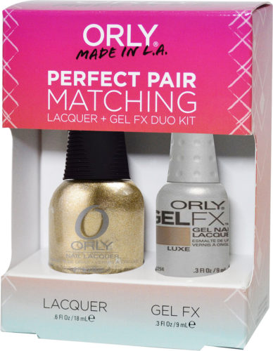 Set Gel-Polish and Lacquer Luxe 9мл/18мл