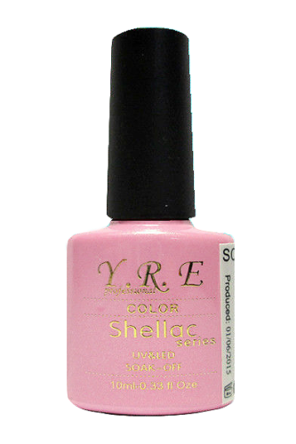 YRE 057 Color Shellac 10 мл