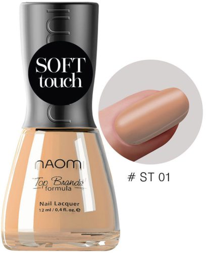 Nail Lacquer Soft Touch ST001 12мл