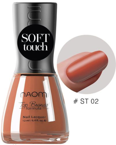 Nail Lacquer Soft Touch ST002 12мл