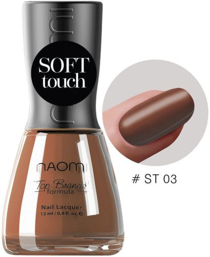 Nail Lacquer Soft Touch ST003 12мл