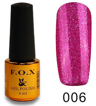 Gel Polish Gold Pigment №006 6 мл