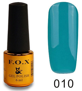 Gel Polish Gold Pigment №010 6 мл