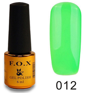 Gel Polish Gold Pigment №012 6 мл
