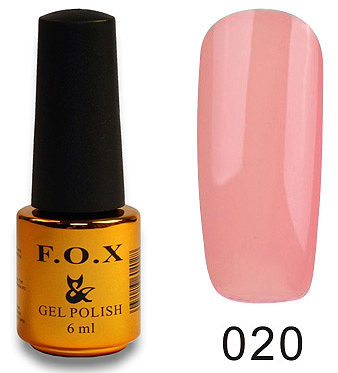 Gel Polish Gold Pigment №020 6 мл