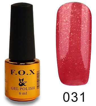 Gel Polish Gold Pigment №031 6 мл