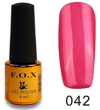 Gel Polish Gold Pigment №042 6 мл