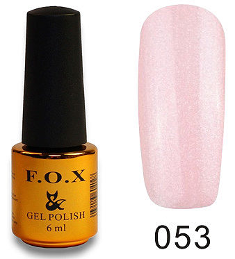 Gel Polish Gold Pigment №053 6 мл