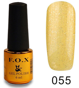 Gel Polish Gold Pigment №055 6 мл