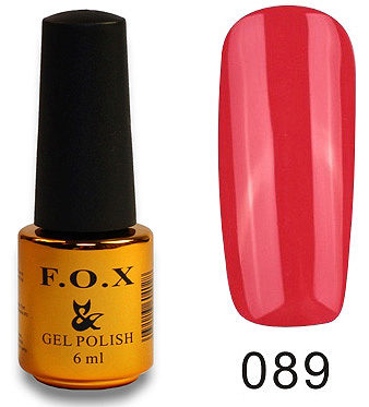 Gel Polish Gold Pigment №089 6 мл