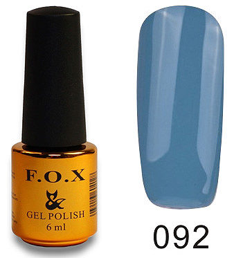 Gel Polish Gold Pigment №092 6 мл