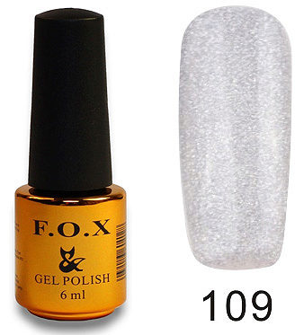 Gel Polish Gold Pigment №109 6 мл