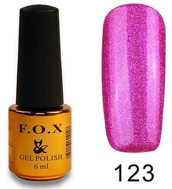 Gel Polish Gold Pigment №123 6 мл