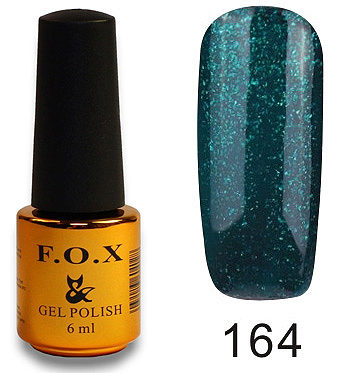 Gel Polish Gold Pigment №164 6 мл