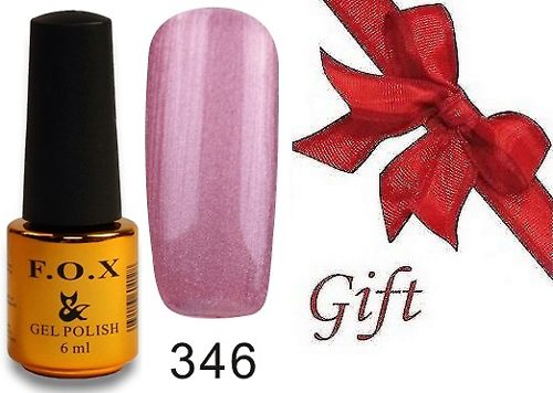 Gel Polish Gold Pigment №346 6 мл