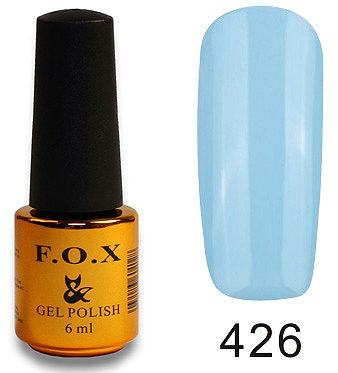 Gel Polish Gold Pigment №426 6 мл