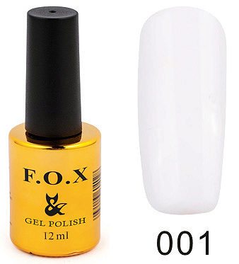Gel Polish Gold Pigment №001 12 мл