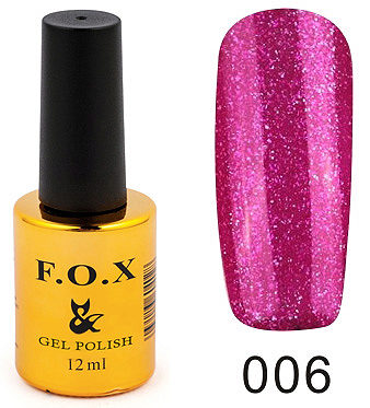 Gel Polish Gold Pigment 006 12 мл