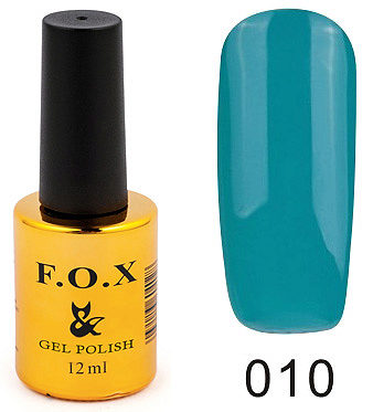 Gel Polish Gold Pigment №010 12 мл