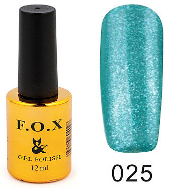 Gel Polish Gold Pigment №025 12 мл