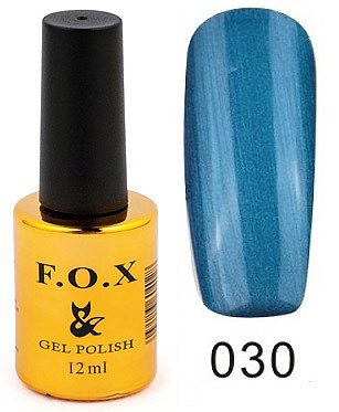 Gel Polish Gold Pigment №030 12 мл