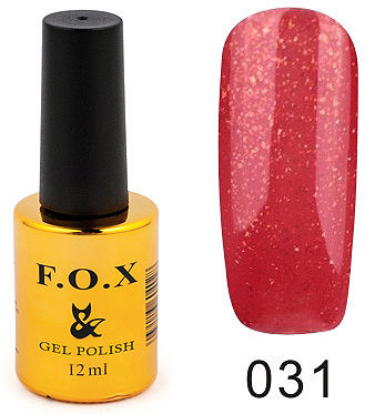 Gel Polish Gold Pigment №031 12 мл