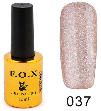 Gel Polish Gold Pigment №037 12 мл