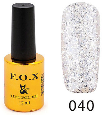 Gel Polish Gold Pigment №040 12 мл