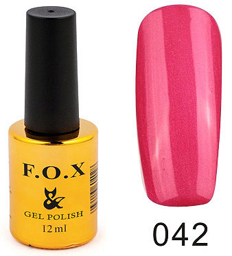 Gel Polish Gold Pigment 042 12 мл