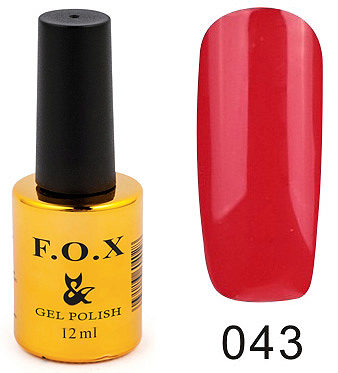 Gel Polish Gold Pigment 043 12 мл