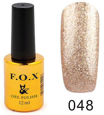 Gel Polish Gold Pigment №048 12 мл
