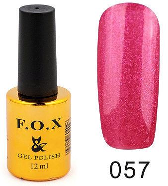 Gel Polish Gold Pigment №057 12 мл