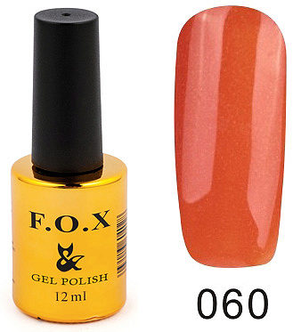 Gel Polish Gold Pigment №060 12 мл