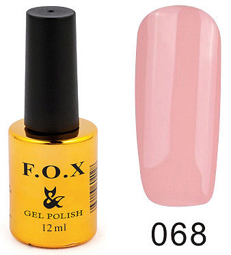 Gel Polish Gold Pigment 068 12 мл