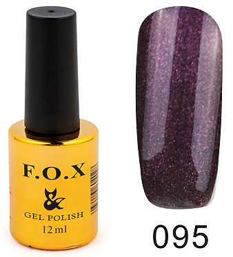 Gel Polish Gold Pigment 095 12 мл