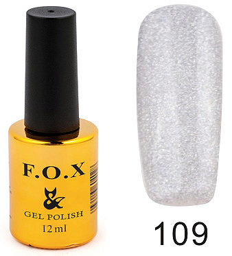 Gel Polish Gold Pigment №109 12 мл