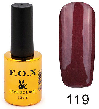 Gel Polish Gold Pigment №119 12 мл