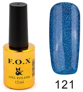 Gel Polish Gold Pigment 121 12 мл