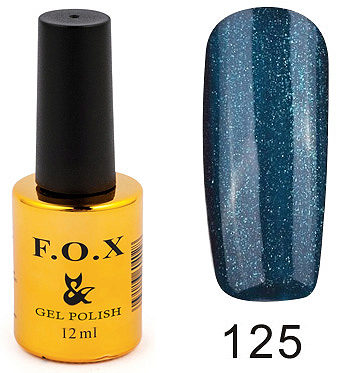 Gel Polish Gold Pigment №125 12 мл