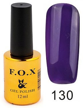 Gel Polish Gold Pigment 130 12 мл