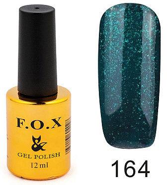 Gel Polish Gold Pigment №164 12 мл
