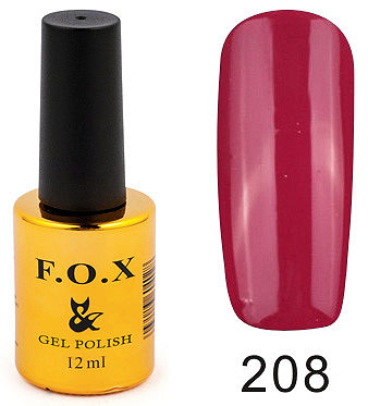 Gel Polish Gold Pigment №208 12 мл