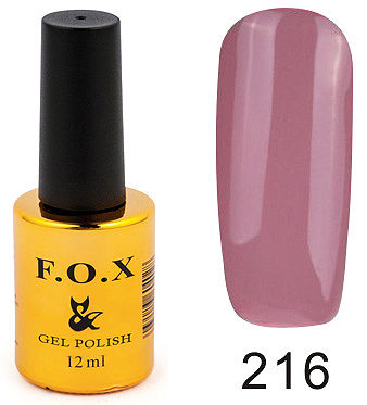 Gel Polish Gold Pigment 216 12 мл