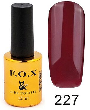 Gel Polish Gold Pigment №227 12 мл