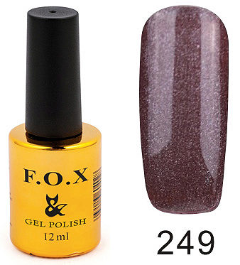 Gel Polish Gold Pigment №249 12 мл