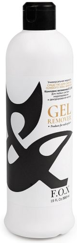 Gold Gel Remover F.O.X 550 мл