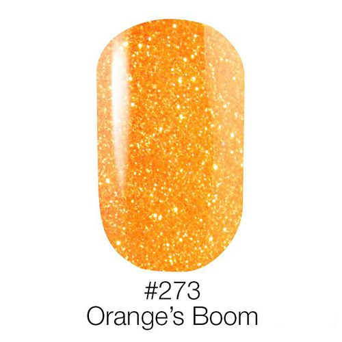 Gel Polish №273 Orange`s Boom 6мл