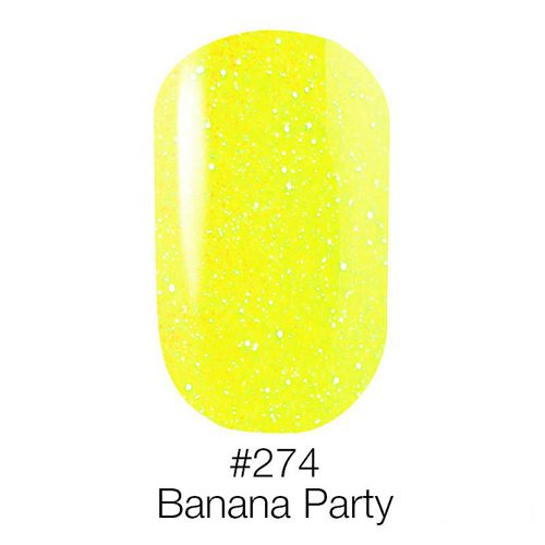 Gel Polish №274 Banana Party 6мл